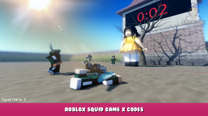 Roblox – Squid Game X Codes (October 2021) 1 - steamlists.com