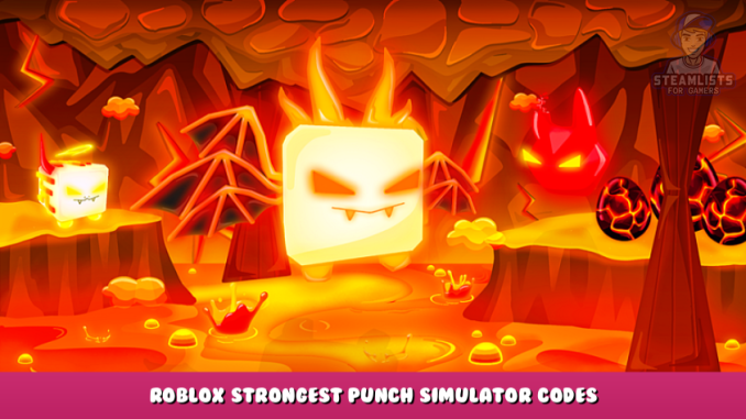 Roblox – Strongest Punch Simulator Codes (October 2021) 5 - steamlists.com