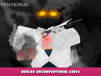Roblox – unConventional Codes – Free Cash and Resets (October 2021) 13 - steamlists.com