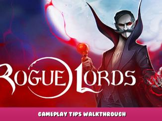 Rogue Lords – Gameplay Tips + Walkthrough 1 - steamlists.com