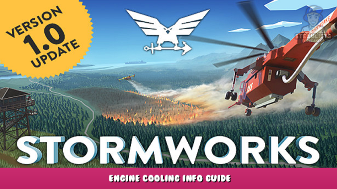 Stormworks: Build and Rescue – Engine Cooling Info Guide 1 - steamlists.com