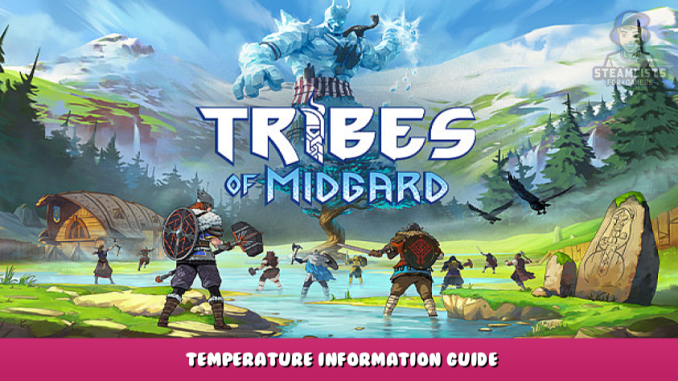 Tribes of Midgard – Temperature Information Guide 1 - steamlists.com